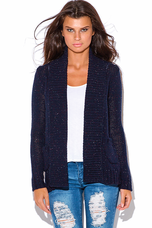 A cardigan is a classic piece of clothing with a versatile look for every woman's wardrobe. Shop for many trendy styles that will look great with everything from jeans to skirts.