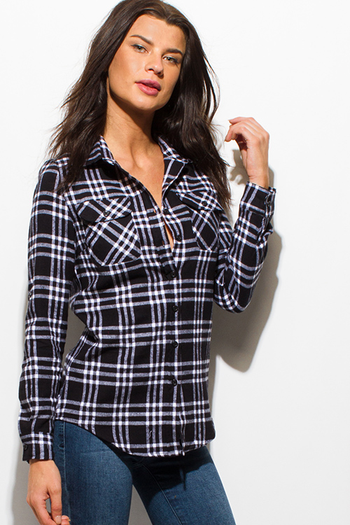 Buy low price, high quality women flannel shirt with worldwide shipping on lolapalka.cf