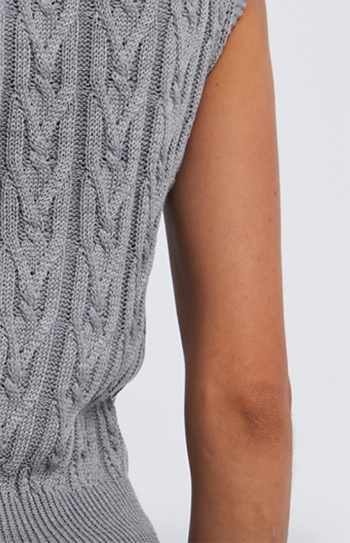 Cute cheap cable knit structure, sleeveless, mid turtleneck, ribbed hem, unlined, regular fit, casual, business casual, polo, warm, comfy, breathable, fall/winter season wear