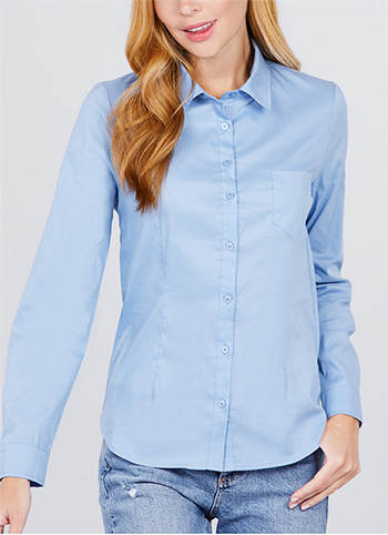 $14.50 - Cute cheap buttton down woven shirts