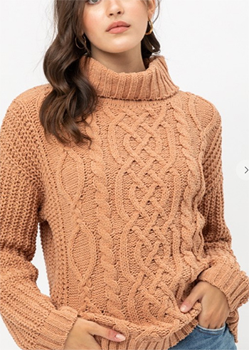 $35.00 - Cute cheap fall - matt chenille sweater