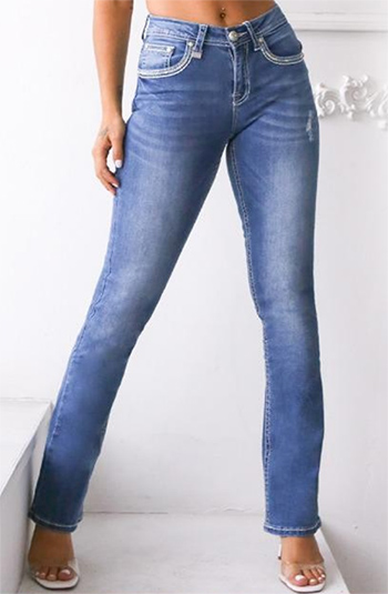 $32.00 - Cute cheap premium quality denim pants
