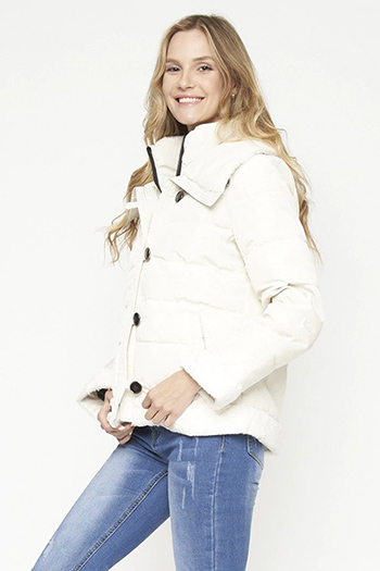 $27 - Cute cheap puffer jacket